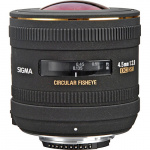 Фото - Sigma Sigma AF 4,5mm F2,8 EX DС HSM Circular Fisheye (Nikon)