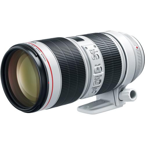 Купить - Canon Canon EF 70-200mm f/2.8L IS III USM