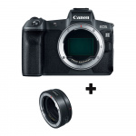 Фото - Canon Canon EOS R + MT ADPT EF-EOS R (EU)