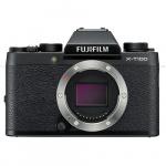 Фото -  Цифровая фотокамера Fujifilm X-T100 Body Black + В ПОДАРОК СЕРТИФИКАТ 1000грн