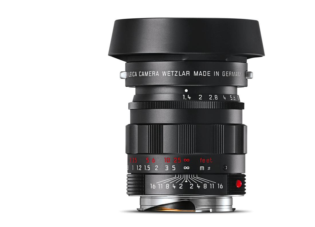 Купить -  LEICA SUMMILUX-M 50 f/1.4 ASPH, black chrome finish ( 11688 )