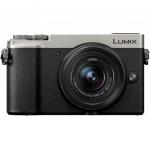 Фото - Panasonic Panasonic Lumix DC-GX9 Kit 12-32mm Silver (DС-GX9KEE-S)