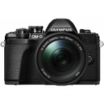 Фото - Olympus Olympus E-M10 mark III 14-150 II Kit black/black (V207070BE010)