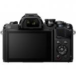 Фото Olympus Olympus E-M10 mark III 14-150 II Kit black/black (V207070BE010)