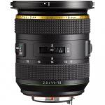 Фото - Pentax Объектив HD PENTAX DA 11-18 mm F/2.8 ED DC AW (S0021230)