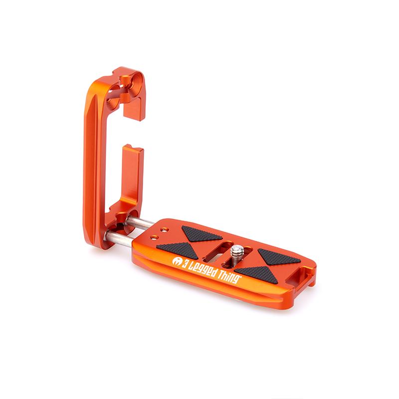 Купить - 3 LEGGED THING L-образный кронштейн Ellie-C Universal L-Bracket - Copper (Orange)