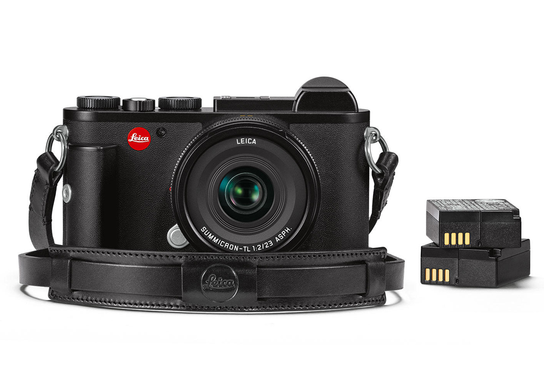 Купить -  LEICA CL Street Kit, black anodized finish ( 19321 )