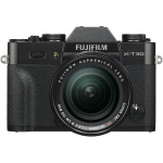Фото - Fujifilm Fujifilm X-T30 + XC 15-45mm F3.5-5.6 Kit Black (16619267)