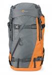 Фото -  Рюкзак Lowepro Powder BP 500 AW Grey Orange (LP37230-PWW)