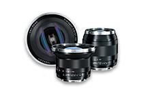 Фото - Объективы ZEISS  для зеркальных камер