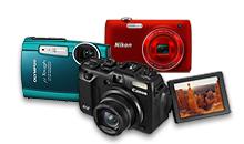 Фото - Компактные фотокамеры
