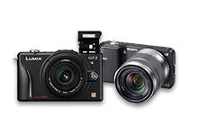 Фото - Системные фотокамеры