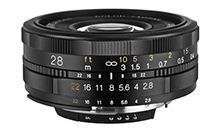Фото - Объективы SL II для Canon, Nikon