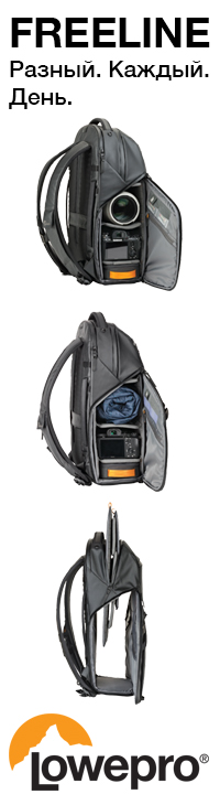 Lowepro FREELINE different