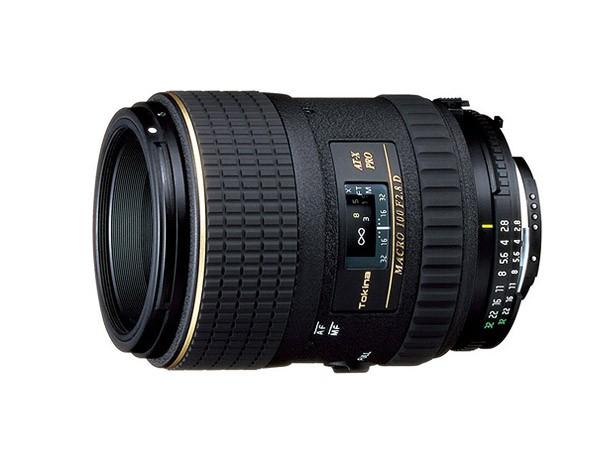 Купить -  Tokina AT-X D 100mm f/2.8 macro (Canon)
