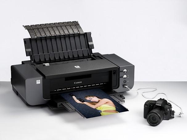 Купить -  Принтер А3 Canon PIXMA Pro9500