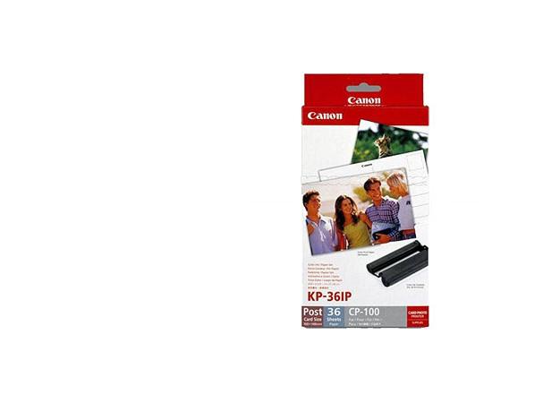 Купить -  Комплект расходных материалов Canon KL-36IP
