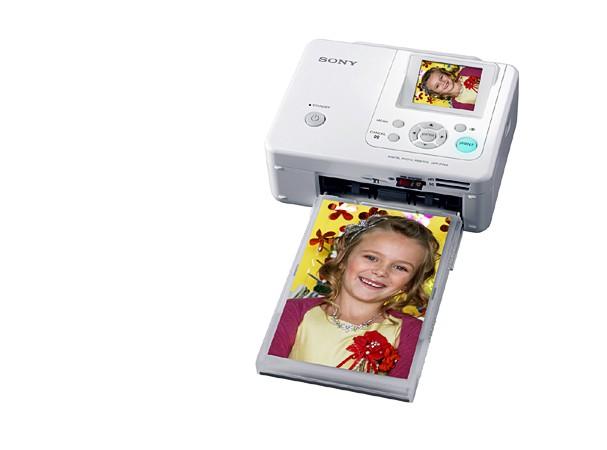 Купить -  Фотопринтер Sony DPP-FP65 White