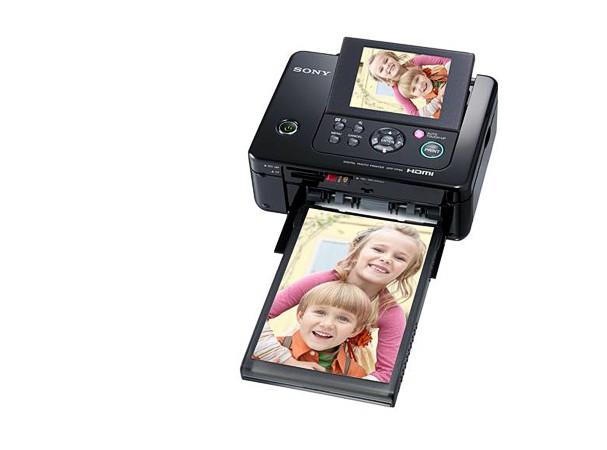 Купить -  Фотопринтер Sony DPP-FP95 Black