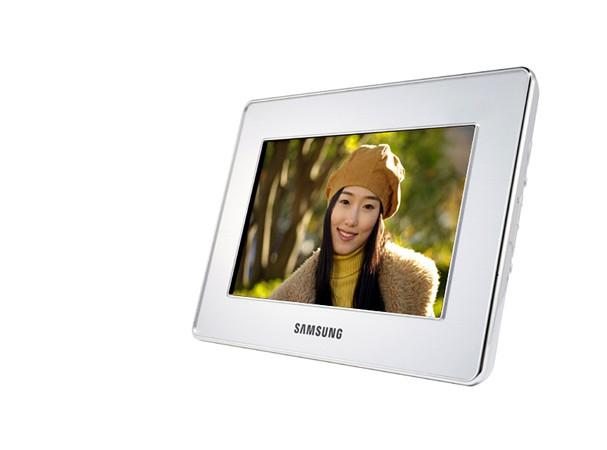 Купить -  Цифровая фоторамка Samsung SPF-72H