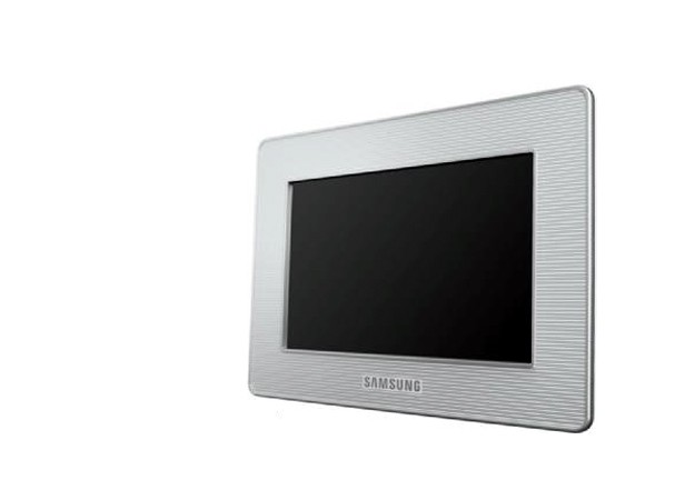 Купить -  Цифровая фоторамка Samsung LP08 SPF-85H White