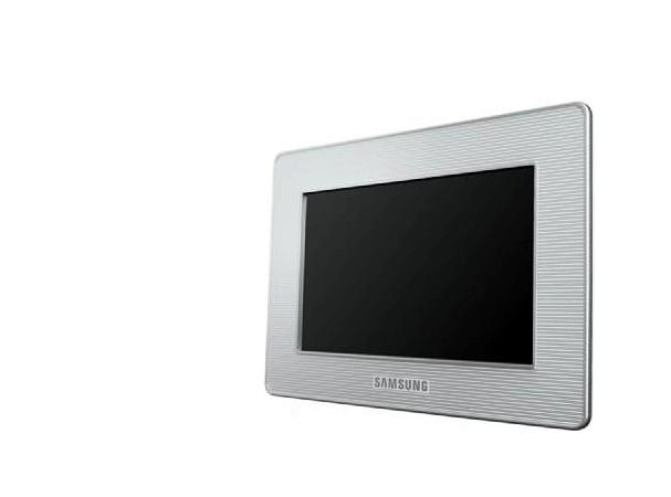 Купить -  Цифровая фоторамка Samsung Black SPF-85P Black