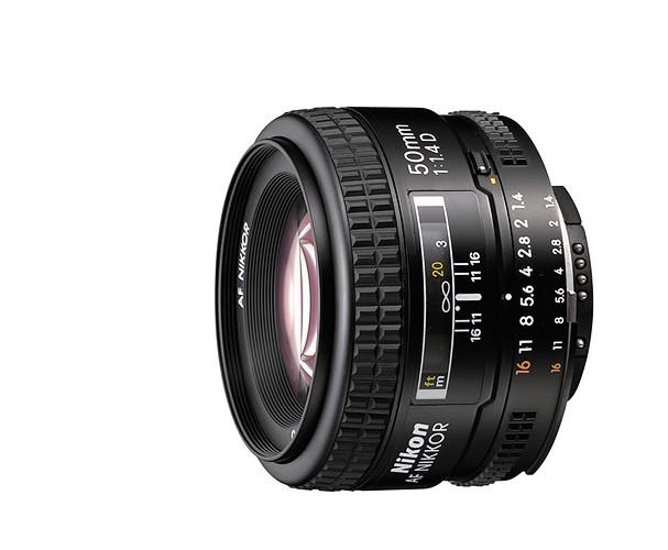 Купить - Nikon Nikon AF NIKKOR  50mm f/1.4D (JAA011DB)