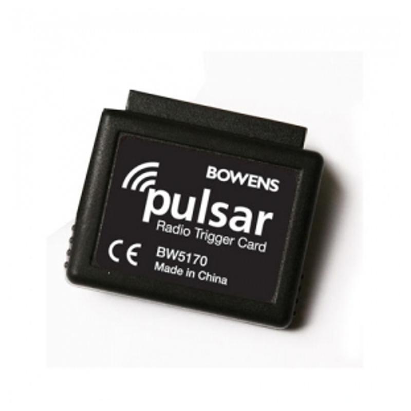 Купить - Bowens Карта радиосинхронизации BOWENS PULSAR RADIO TRIGGER CARD для моноблоков GEMINI (BW-5170)