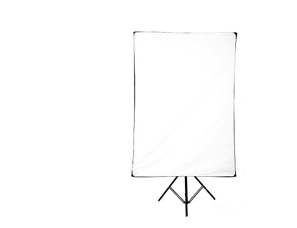 Купить -  Софтбокс прямоугольный BOWENS WAFER 140 ( 140 х 100 см ) без адаптера (BW-1897)