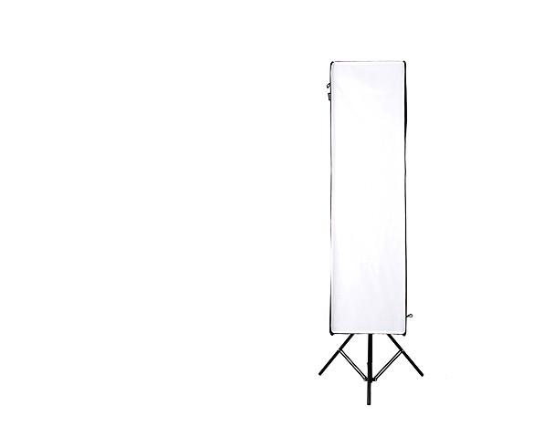 """Купить -  Софтбокс узкий """"стрип"""" BOWENS WAFER 200 STRIP ( 190 x 70 см ) без адаптера (BW-1184)"""