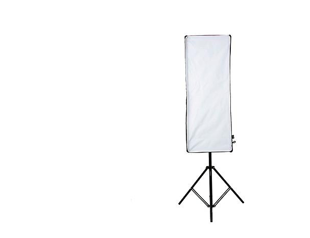 """Купить -  Софтбокс узкий """"стрип"""" BOWENS SOFTSTRIP 100 ( 40 x 100 см ) в комплекте с адаптером (BW-1670)"""
