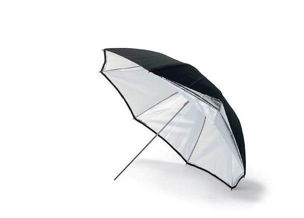 "Купить - Bowens Фотозонт BOWENS UMBRELLA 90 cm (36"") Silver/White (BW-4036)"