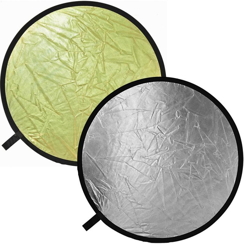Купить - Bowens Отражатель золото/серебро BOWENS REFLECTOR DISC (81cm) GOLD/SILVER (BW-3225)
