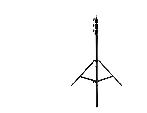 Купить -  Стойка BOWENS BLACK HEAVY DUTY STAND (Max height 390cm Closed 115cm) (BW-6617)