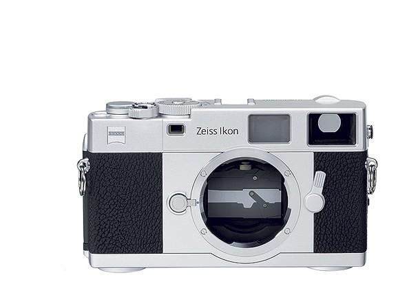 Купить -  Zeiss Ikon Rangefinder Camera (Silver) - дальномерная фотокамера