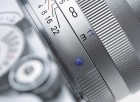 Фото  Zeiss Ikon Rangefinder Camera (Silver) - дальномерная фотокамера