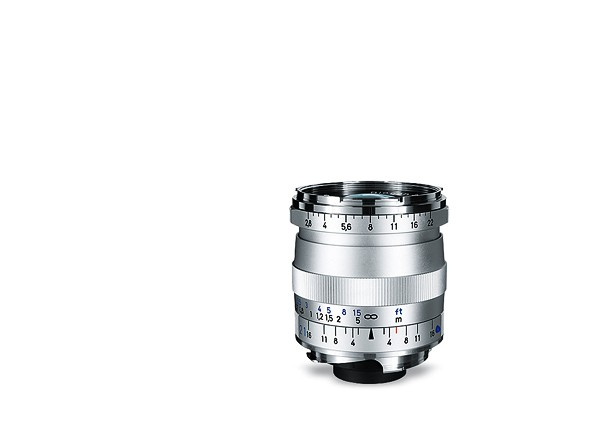 Купить - ZEISS  ZEISS Biogon T* 2,8/21 ZM Silver