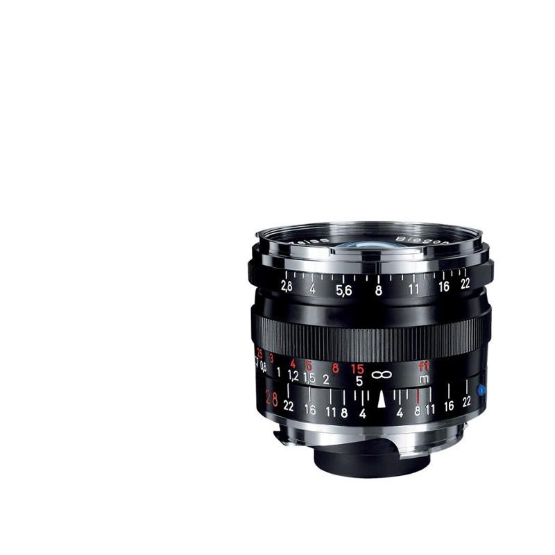 Купить -  Carl Zeiss Biogon T* 2,8/28 ZM Black  + светофильтр Carl Zeiss T* UV Filter 46 mm в подарок!!!