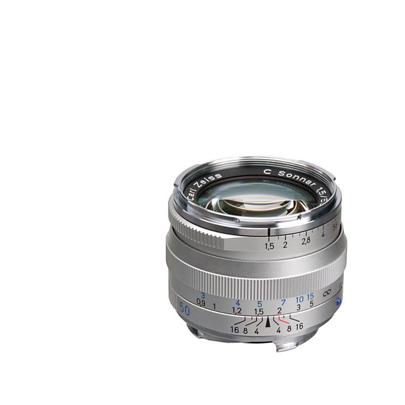 Купить - ZEISS  ZEISS C Sonnar T* 1,5/50 ZM Silver
