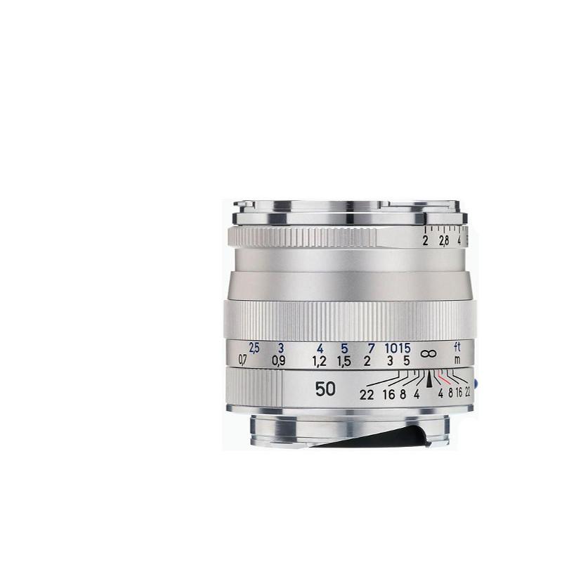Купить - ZEISS  ZEISS Planar T* 2/50 ZM Silver