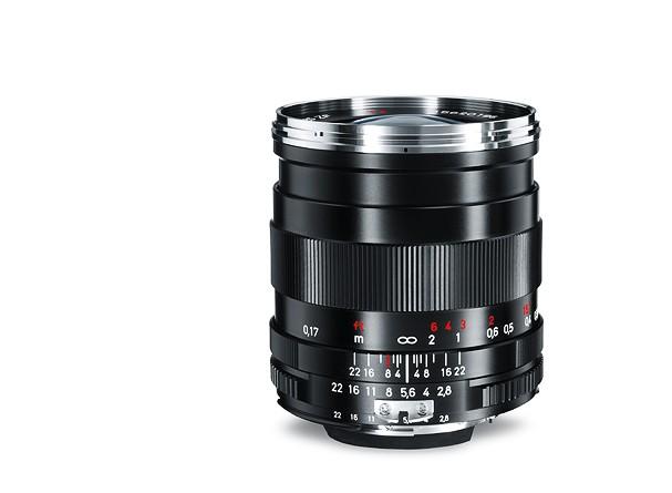 Купить -  Carl Zeiss Distagon T* 2,8/25 ZF - объектив с байонетом Nikon + светофильтр Carl Zeiss T* UV Filter 58 mm в подарок!!!