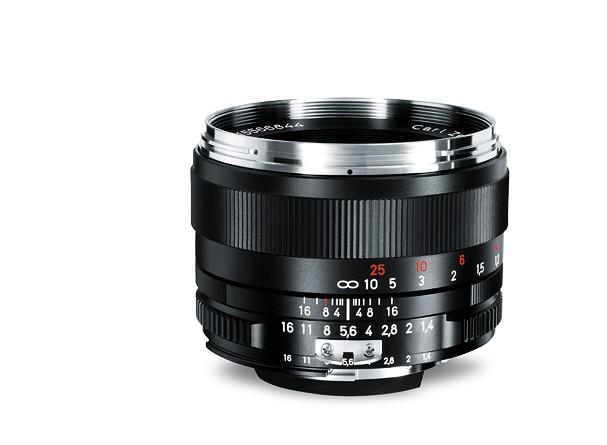 Купить -  Carl Zeiss Planar T* 1,4/50 ZF - объектив с байонетом Nikon + светофильтр Carl Zeiss T* UV Filter 58 mm в подарок!!!