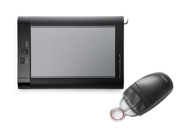 Купить -  Wacom Графический планшет Intuos4 XL (Extra Large) CAD (PTK-1240-C)