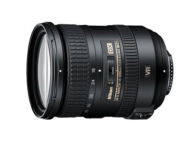 Купить -  Nikon AF-S DX Nikkor 18-200mm f/3.5-5.6G ED VR II