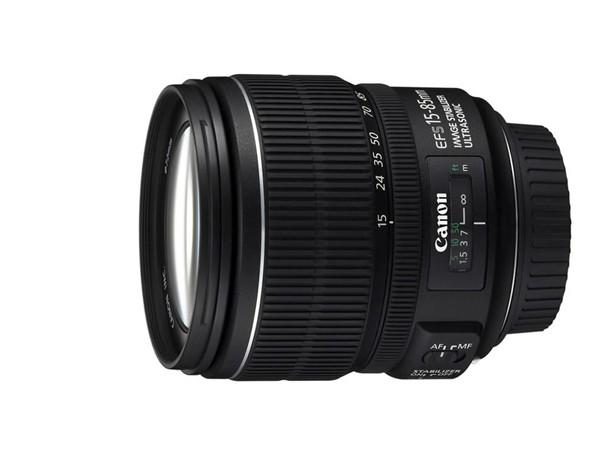 Купить - Canon Объектив Canon EF-S 15-85mm f/3.5-5.6 IS USM (Официальная гарантия)