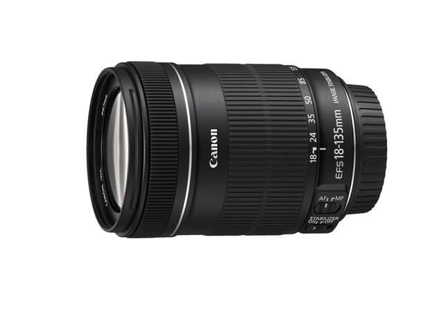 Купить -  Canon EF-S 18-135mm f/3.5-5.6 IS
