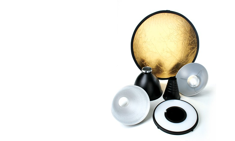 Купить -  Комплект рефлекторов BOWENS FASHION LIGHTING REFLECTOR KIT (BW-6660)