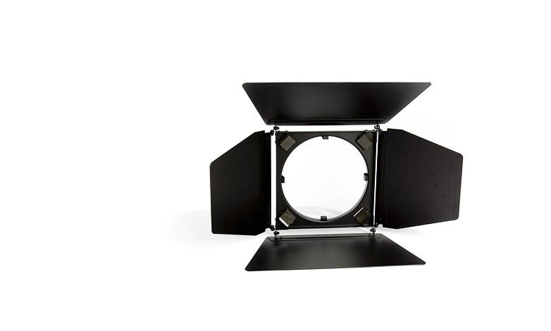 Купить -  Шторки четырехстворчатые BOWENS 4-WAY BARNDOOR/GEL FILTER HOLDER для рефлектора MAXILITE (BW-2363)