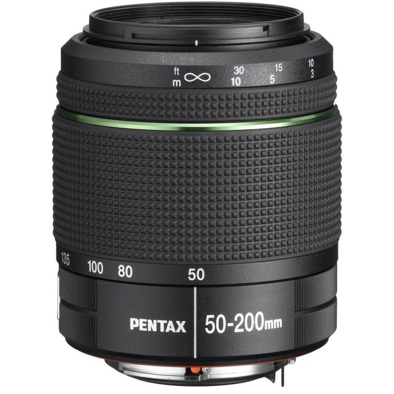 Купить - Pentax Pentax SMC DA 50-200mm f/4-5.6 ED WR (Официальная гарантия)