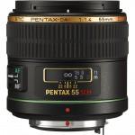 Фото -  Pentax SMC DA* 55mm f/1.4 SDM (Официальная гарантия)